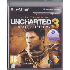 Uncharted 3, Drake's Deception, Game of the Year Edition
