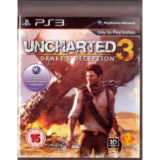 Uncharted 3, Drake's Deception