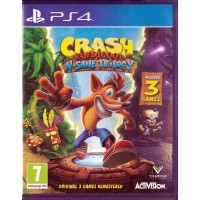 Crash Bandicoott, N'sane Triology