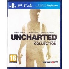 Uncharted, the Nathan Drake COLLECTION