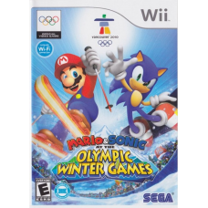 Mario & Sonic, Olympic Winter Games
