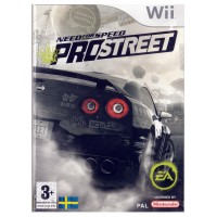 Need for Speed, Prostreet