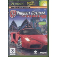 Project Gotham Racing 2, PGR